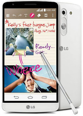 LG G3 Stylus complete specs and features
