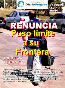 RENUNCIA UN PRESIDENTE DE FRONTERA