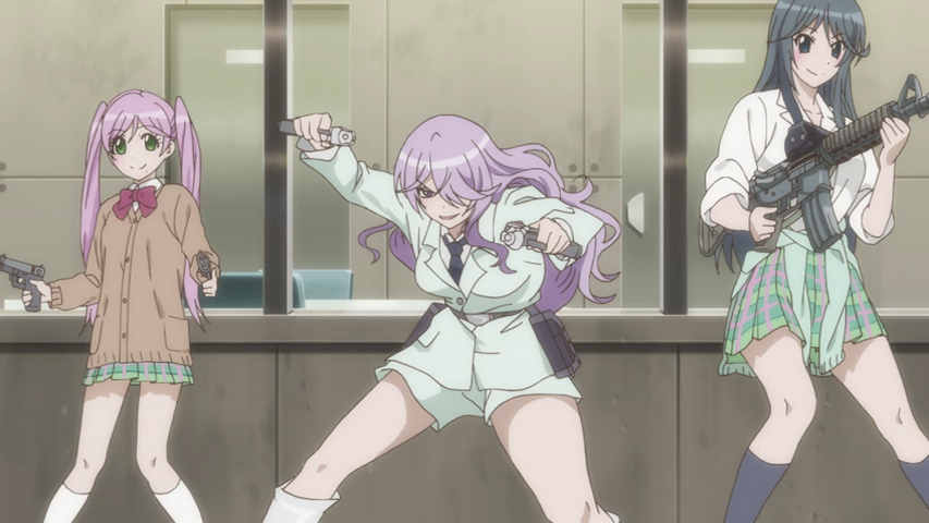 Sabagebu! Episode 2 Subtitle Indonesia