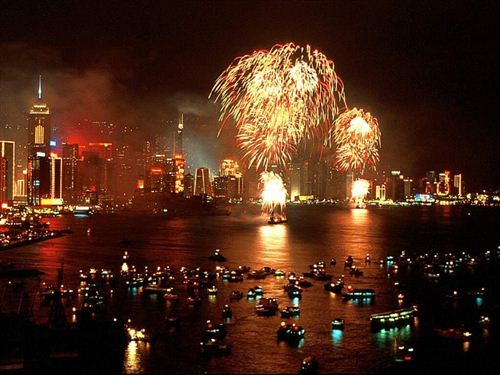 Famous Chinese New Year Celebrations In Hong Kong