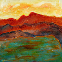 The Red Mountains