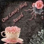 Second blog award