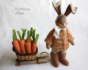 Что за прелесть эти зайцы... Конфетка 13 января 2013