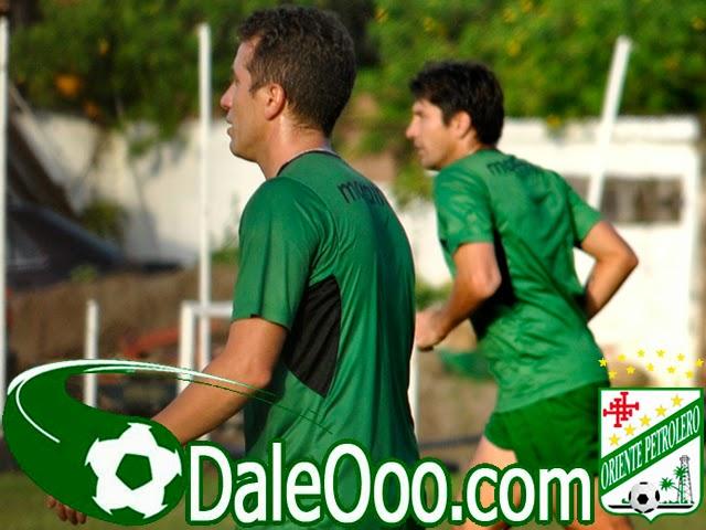 Oriente Petrolero - Mariano Brau - Ronald Raldes - DaleOoo.com web del Club Oriente Petrolero