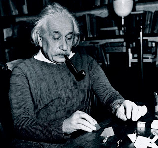 Did Einstein Drink Coffee