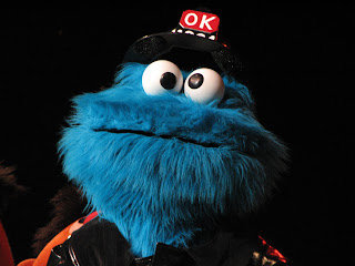 The Muppets Cookie Monster