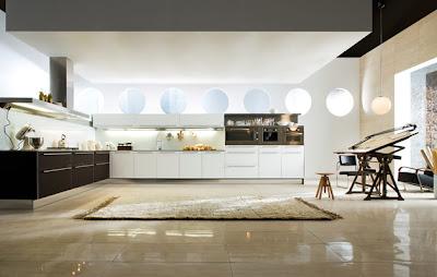 ultra-modern kitchen ideas and design