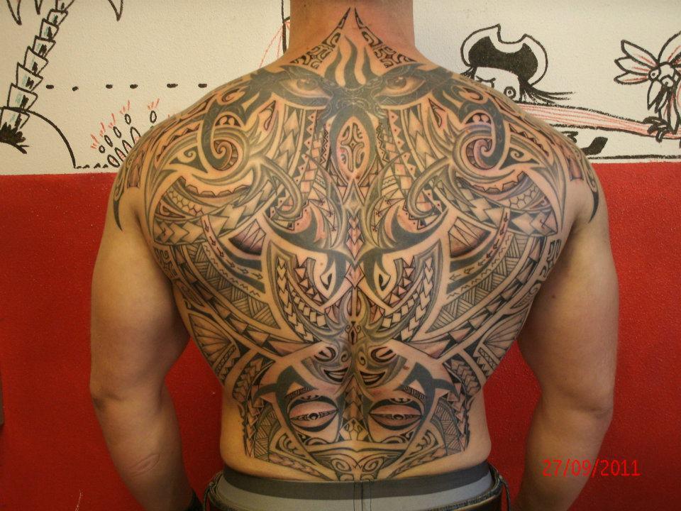 tattoos for men on back. Black Bedroom Furniture Sets. Home Design Ideas