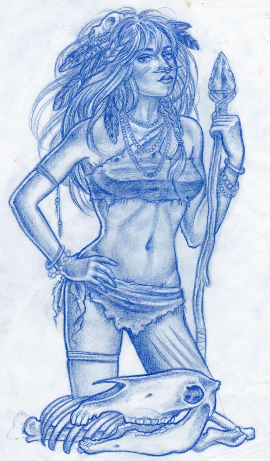 Ayla Clan Of The Cave Bear Art 35783 Usbdata