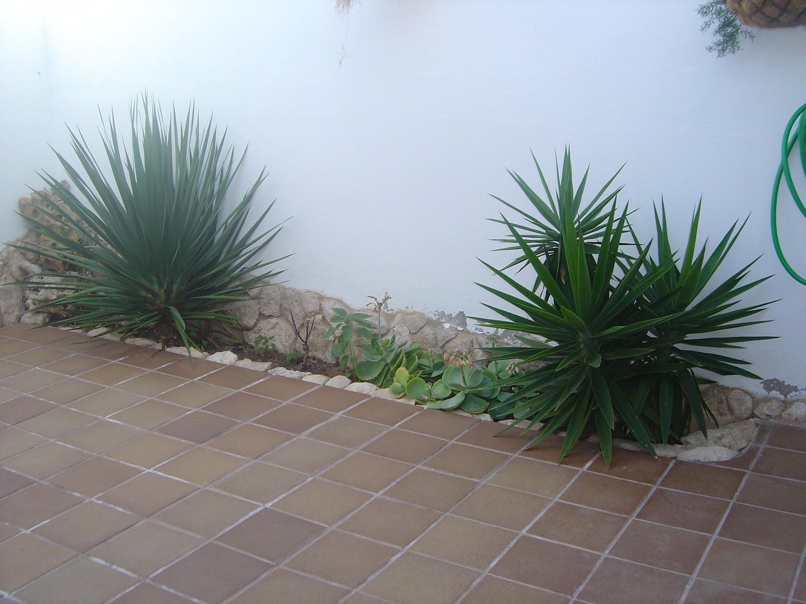Garsdecors decoraciones artesanales dise o de patio - Jardineras de exterior ...