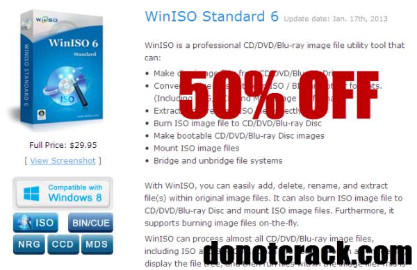 GSTVOUISO 50 OFF WinISO Standard 6
