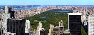 Parque Central Park