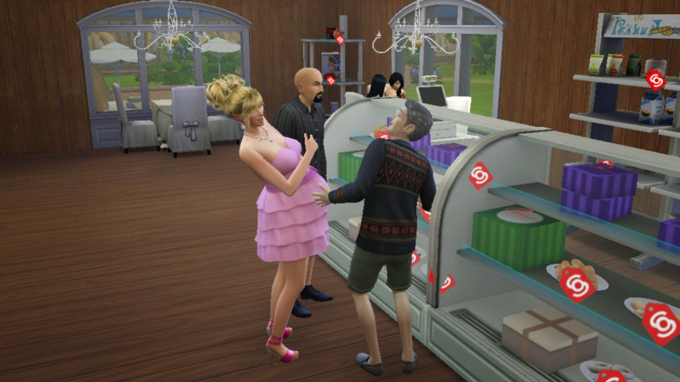 how to go to hospital sims 4