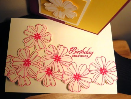 Let's start at the very beginning - Day 15 Zena Kennedy Independent Stampin Up demonstrator