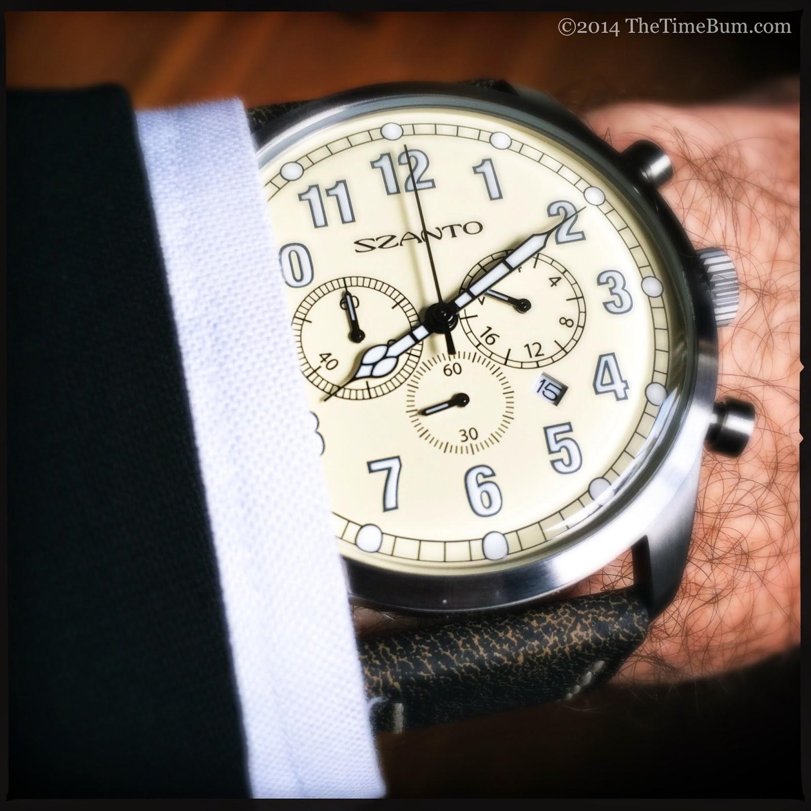 Szanto 2002 Chronograph