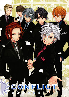 Brothers Conflict – BroCon Streaming (2013)