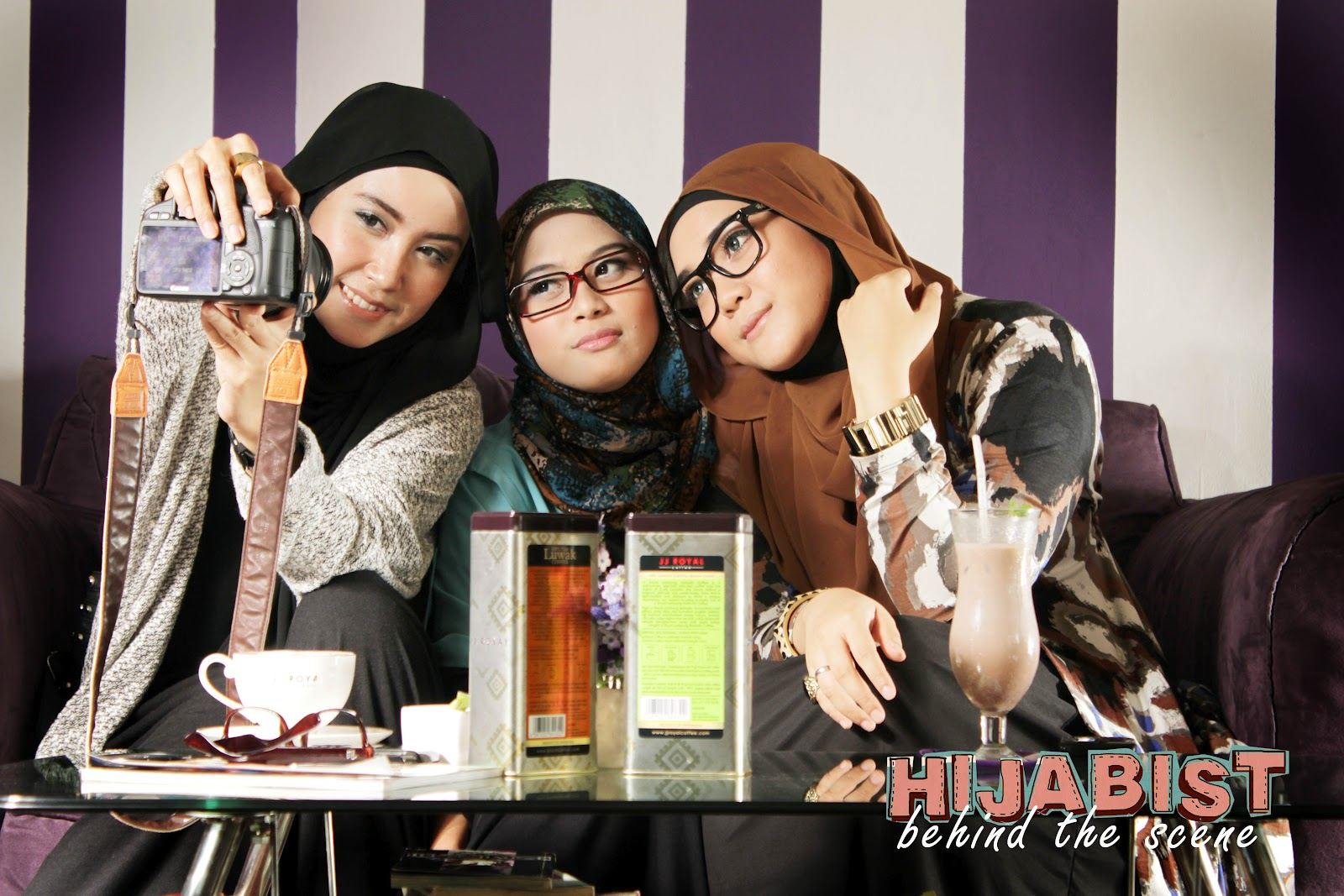 Behind The Scene Of Our Book Tutorial Hijab Zaskia