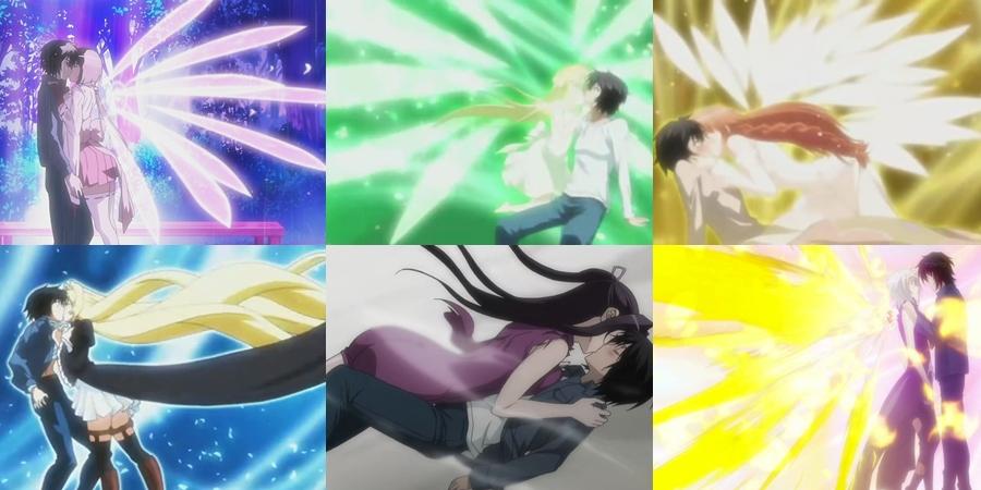 Sekirei Kagari And Minato Homura dan minato akhirnyaSekirei Minato And Homura