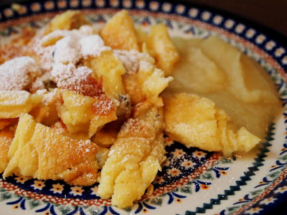 MAY ALL SEASONS BE SWEET TO THEE: Kaiserschmarrn: Traditional Rustic ...