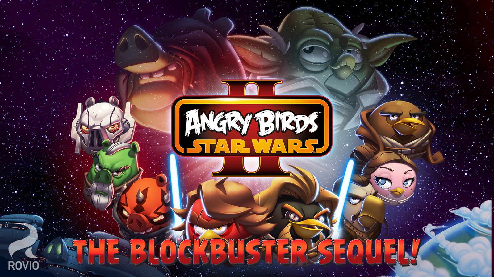 Angry Birds Star Wars 2 + Patch (2013) PC