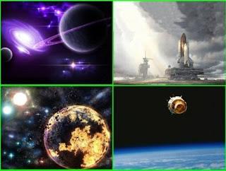 تجميعه جديدة من اجمل خلفيات الفضاء Space Wallpapers اكثر من 600 خلفيه بحجم 155 ميجا