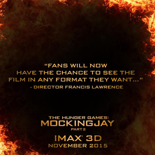 Credit: Lionsgate Entertainment) Hunger Games: Mockingjay Part 2's ...