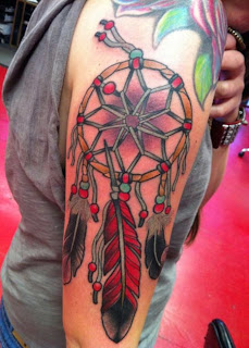 cool+dreamcatcher-tattoo