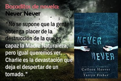 Lectura actual: Never Never