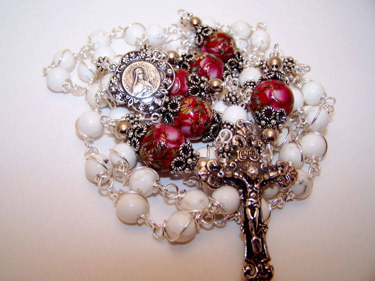 Newly Listed! Rosary Of St. Therese-Little Flower (SOLD)