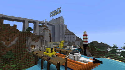 FPSXGames Minecraft server docks