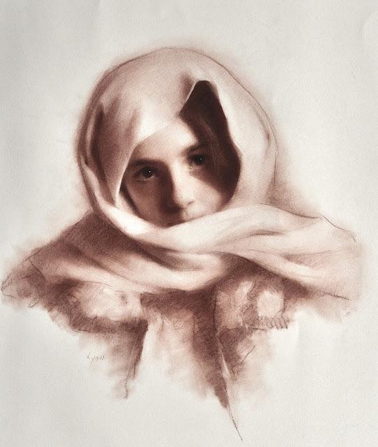Susan Lyon Fineart Portrait Drawings