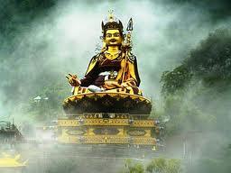Tibetan Guru in Rewalsar