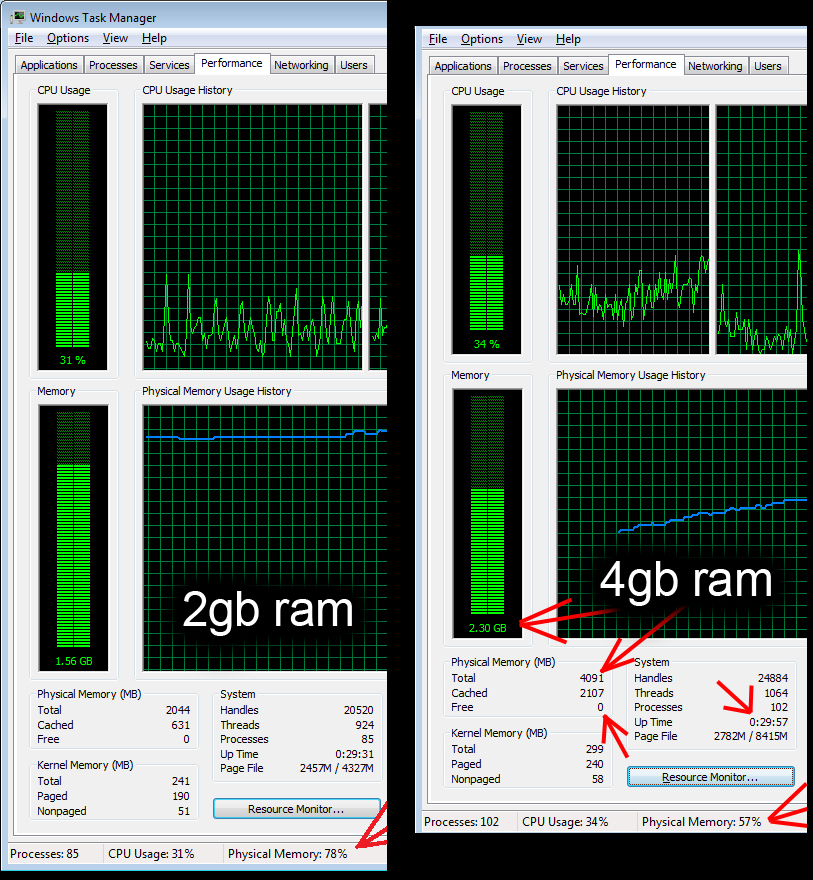 how to add more ram for computer