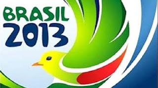 مواعيد مباريات كأس العالم القارات 2013 - البرازيل + القنوات الناقلة