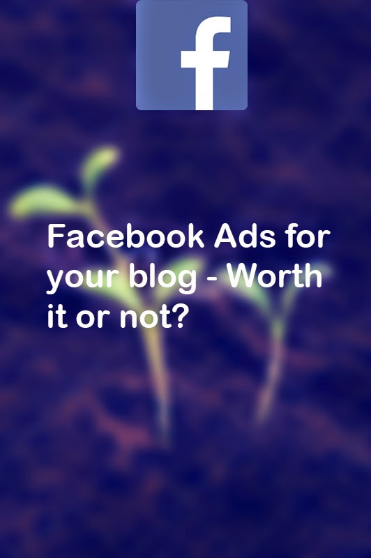 facebook ads for blog