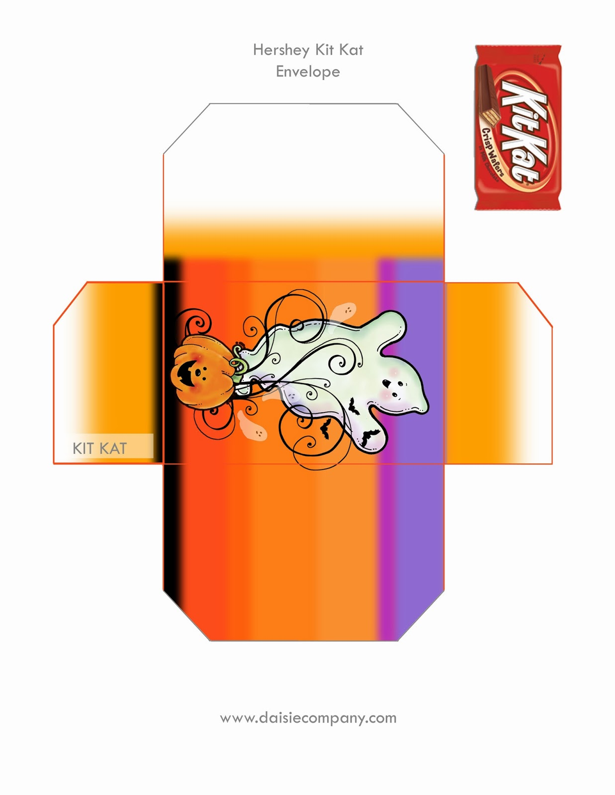 Kit Kat Wrapper Template | eBook Database