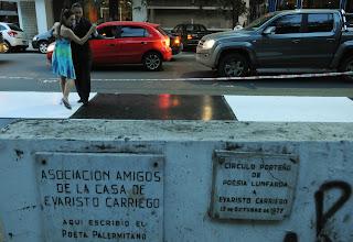 La justicia ordenó preservar la casa de Carriego