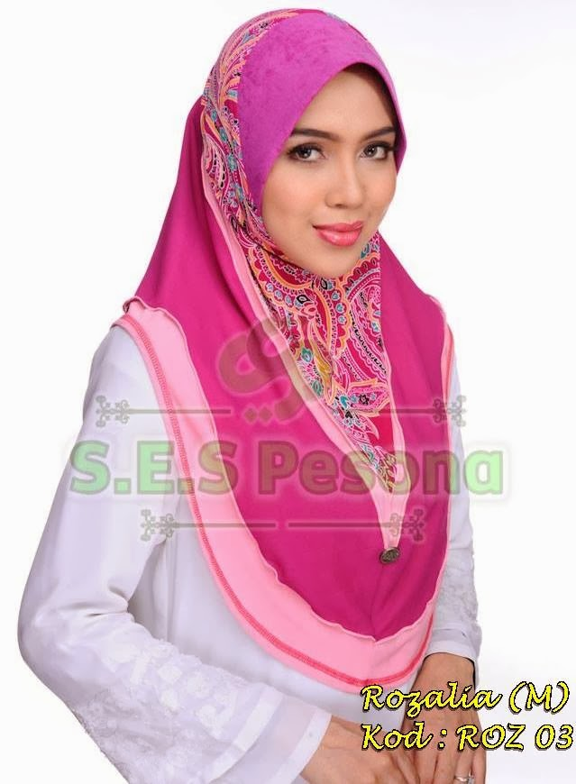 NEW DESIGN TUDUNG SIZE M