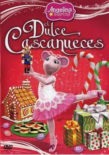 descargar Angelina Ballerina: El Dulce Cascanueces – DVDRIP LATINO