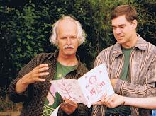 Walt with Gus Van Sant