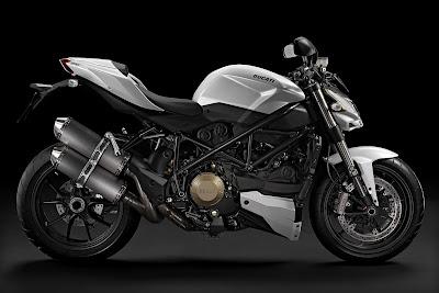 2012 Ducati 848 Streetfighter