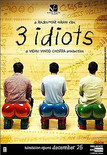 3 Idiots (2009) Full Movie Online
