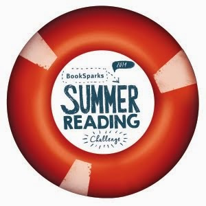 Book Sparks Summer Reading Challenge