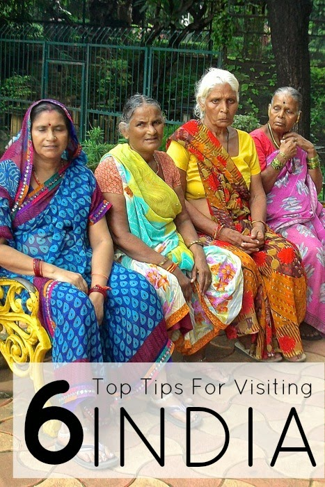 6 Top Tips For Visiting India