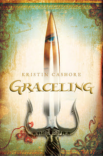 Review of Graceling by Kristin Cashore published by Harcourt