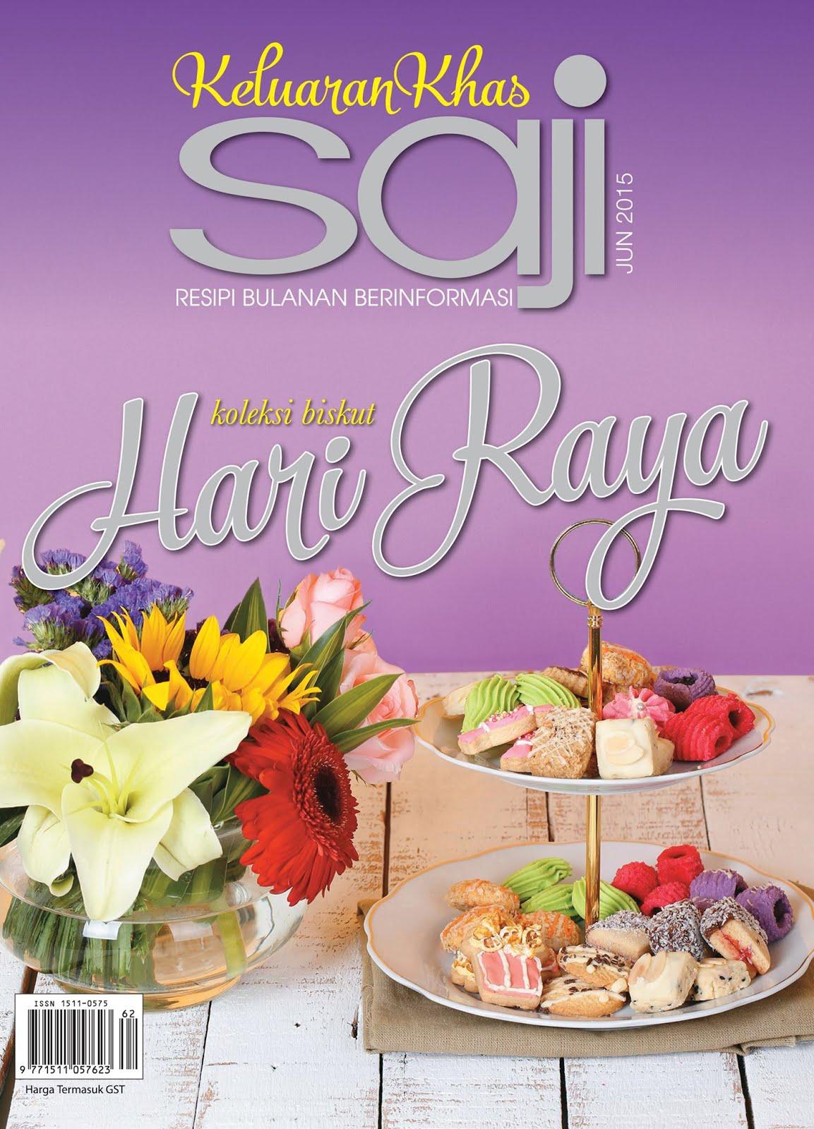 Majalah SAJI Jun 2015