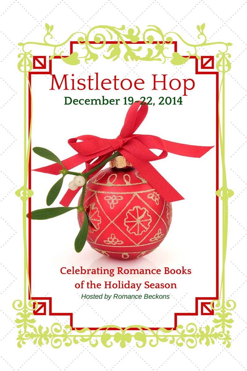Mistletoe Blog Hop