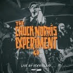 LP: The CHUCK NORRIS EXPERIMENT - Live at Rockpalast