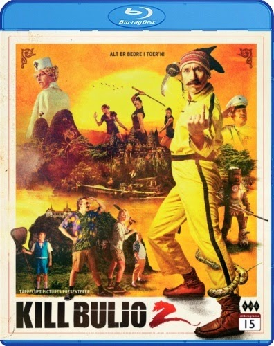 Kill Buljo 2 (2013) BLURAY 720P BRRip 525MB
