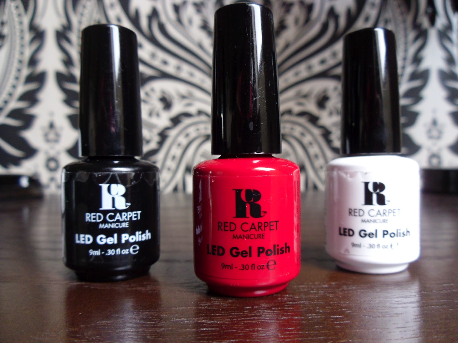 Red Carpet Nail Polish Colours - Creative Touch